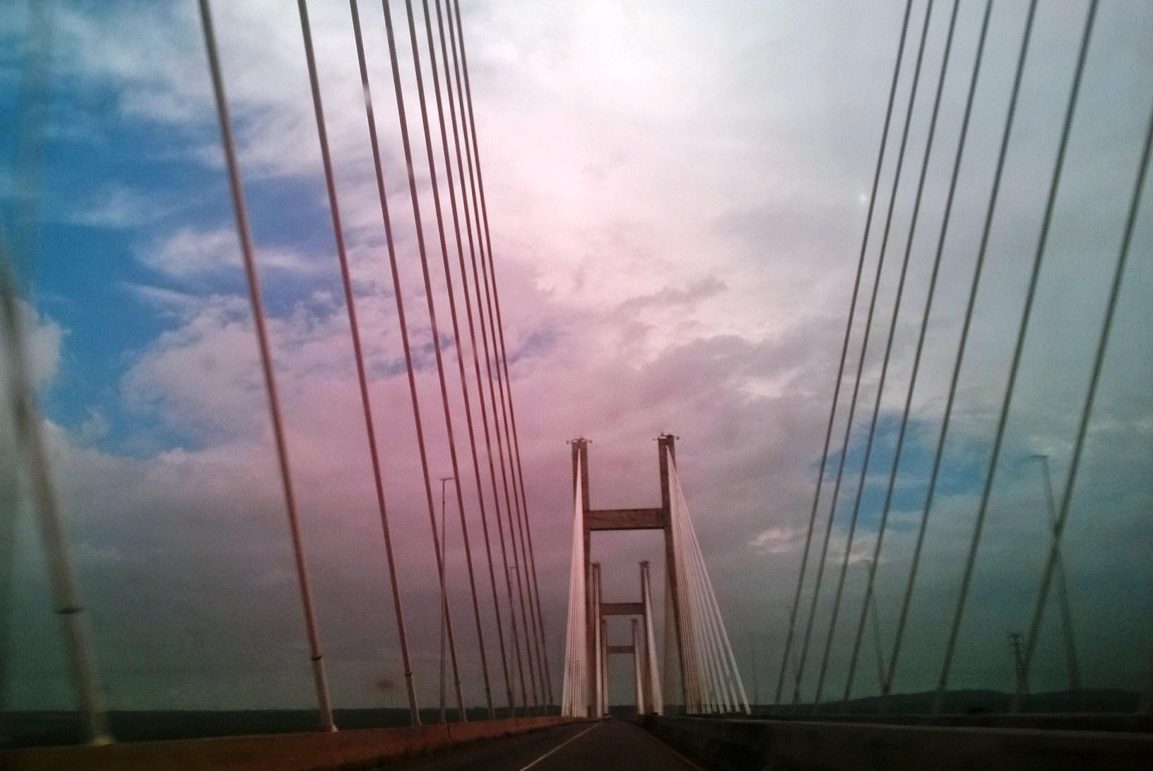 Puente Orinoquia, Ciudad Guayana, Venezuela